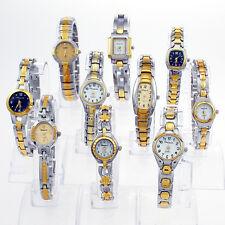 Bulk Lots 10pcs Luxury Lady WristWatch Women Bracelet Watches Fashion Watch JBT