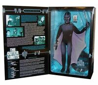 "Chief Ebonite Interrogator 1/6 The Outer Limits 12"" Figur Sideshow"