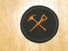 Canadian Army Trade Badge Trade Group 1 Structures Technician