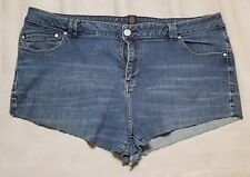 Custom DAISY DUKE shorts for real women Super Short & Sexy Lane Bryant 24   #A6