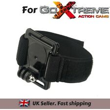Wrist Strap Mount for Action Cam GoXtreme Discovery Pioneer WiFi Speed Rallye HD