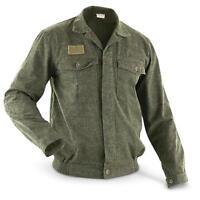 NEW/USED Genuine Czech Army Field Work Field Jacket Shirt Vz92 M92 surplus