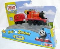 FISHER PRICE Thomas & Friends Take N Play PULL'N ZOOM JAMES NEW 2011