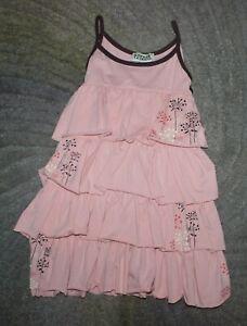 Sophie Catalou Toddler Girls Pink Sleeveless Dress - Size 2 - NWT