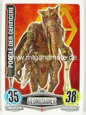Force Attax Movie Card - Poggle der Geringere #130