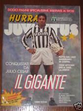 HURRA' JUVENTUS 1991/3 STANDARD LIEGI PROGRAMME UEFACUP
