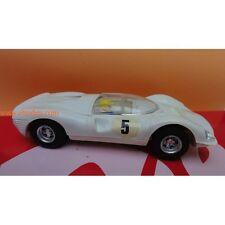 Ferrari 330 GT blanche  Scalextric Exin ref C41