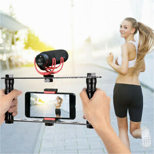 Aluminum Alloy Camera Holder Stabilizer Stand Diving LED Video Rack Adapter