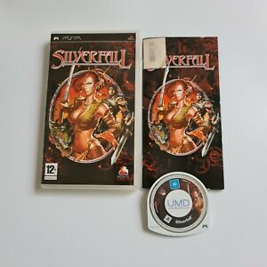 Silverfall - Sony PSP - Boxed And Complete - PAL