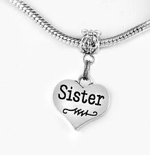 Sister Jewelry Special Sister Charm Best sisters present My favorite sista gift