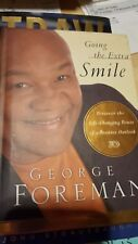 george foreman signed book