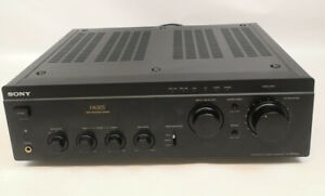 Sony TA-FA3ES Stereo Integrated Amplifier ES range Nice condition