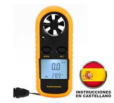 ANEMOMETRO   Parapente Anemómetro Medir Velocidad del Aire Kitesurf Windsurf