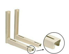 Large air conditioning condenser brackets premium reinforced (up to 150kg)