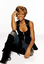Whitney Houston Unsigned Photo - 7805 - I Wanna Dance With Somebody & Exhale