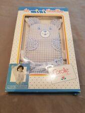 Les Mini Corolline blau Kissen f. 20cm Baby Doll Corolle Puppe Ovp - Porte Bleu