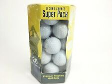 Second Chance Super Pack 20 Golf Balls