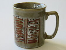 Coffee Cup Pottery Tea Mug ~ Cool Design ** See STORE for 100s More Goodies