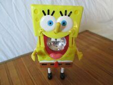 SpongeBob Squarepants FLASHLIGHT with Sound Effects, 2006 Viacom, Super rare