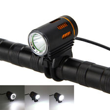 3000Lumen Tactical XM-L2 LED Cycling Head Front Bike Bicycle Lamp Headlight New