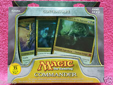SPANISH Magic MTG 2011 Commander C11 Sealed Counterpunch Deck RARE the Gathering