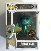 Funko pop game of thrones rhaegal chase figura coleccion figure juego de tronos