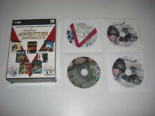 La Viva Adventure Anthology PC DVD-Syberia II Paradis Omega Stone - 7 jeux!
