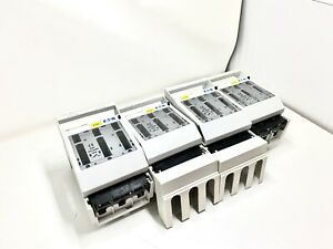 4x Eaton Lasttrennschalter DIN NH00 160A -used-