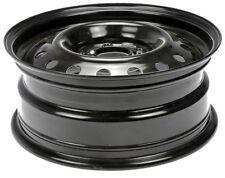 "New 15"" 15x6 Black Steel Wheel Rim for 2009 2010 2011 2012 Toyota Corolla"