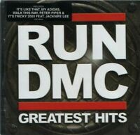 RUN-DMC greatest hits (CD, Compilation) Pop Rap, Hip Hop, very good condition,