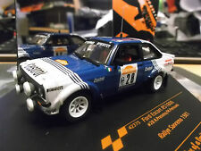 FORD ESCORT MKII rs1800 2.0 Rally San Remo WM 1981 #28 Presotto Vitesse 1:43
