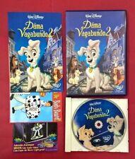 La dama y el vagabundo 2 DVD - Walt Disney - USADO - BUEN ESTADO