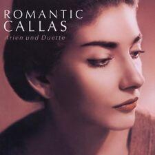 Maria Callas - Romantic Callas | Doppel-CD  EMI RECORDS 2001