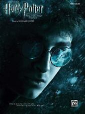 Selections from Harry Potter and the Half-Blood Prince: Piano Solos
