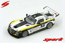 1:43 Mercedes SLS n°18 Spa 2013 1/43 • SPARK SB041