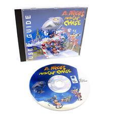Dr. Drago's Madcap Chase para IBM PC CD-ROM en Estuche, estrategia tácticas/