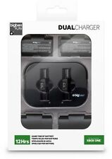 XBox One Controller Dual Battery Charger and Rechargeable Batteries