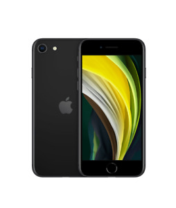 Apple iPhone SE 2020 Black 4G LTE GSM Unlocked 64 GB Grade A+ Open Box New