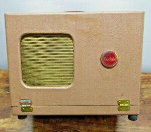Vintage Kodak Kodascope Pageant Sound Projector 16mm?  Model 1