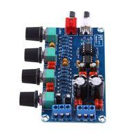 HIFI OP-AMP Amplificatore NE5532 Preamplificatore Volume Tone Control Board