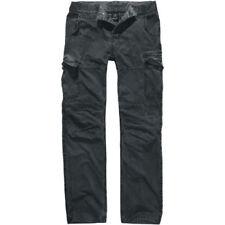Pantaloni da uomo di nessuna fantasia slim taglia XL