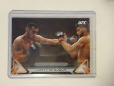 2016 Topps UFC Knockout Tony Ferguson Ruby Card 3/8 El Cucuy Lightweight Champ
