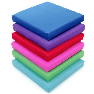 ColourMax Wheelchair Durable Stretch Fabric Cushion Covers 6 Stylish Colours