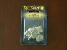 Ral Partha Miniatures - Treasure Troves (3) - Blister 04-600 *NEW*