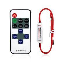Pour 5050 3528 bande LED Mini Contrôleur Variateur + RF Télécommande Sans Fil