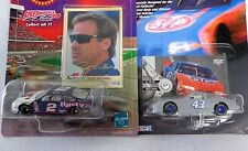 WINNER'S CIRCLE 1998 - RUSTY WALLACE # 2-DAYTONA 500 AND HOT WHEELS # 43 - NIB