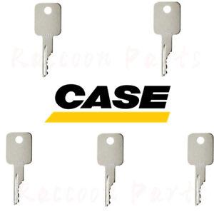 Case Backhoe Loader Forklift Skid Steer Loader Tractor Ignition key CASE IH