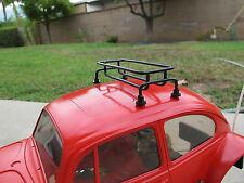 Roof luggage Rack RC 1/10 Truck Tamiya Sand Scorcher Monster Beetle F-350 Tundra