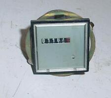 Compteur horaire électrique 127 Volts