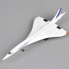 Concorde 1/400 Toy Gift Air France 1976-2003 Diecast Alloy Aircraft Plane Model